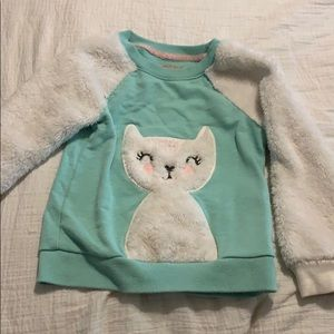 Cat & Jack sweatshirt